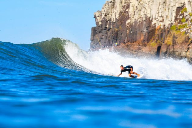 Gustavo Borges, Praia da Cal, Torres (RS). Foto: Leandro Fuque.