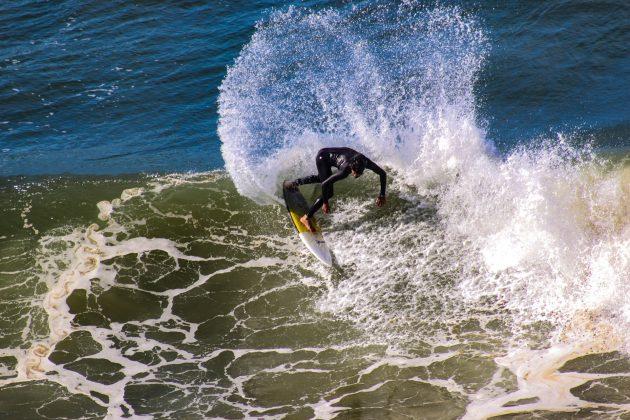 Jonas Brocca, Praia da Cal, Torres (RS). Foto: Rodolfo Martins.