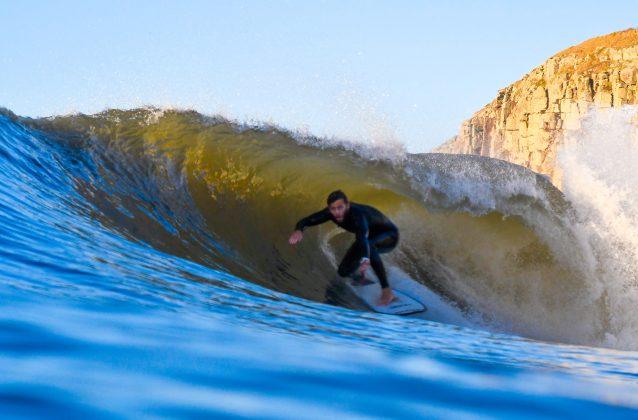 Junior Silva, Praia da Cal, Torres (RS). Foto: Leandro Fuque.