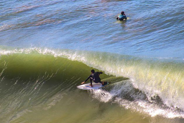Paulo Pereira, Praia da Cal, Torres (RS). Foto: Rodolfo Martins.