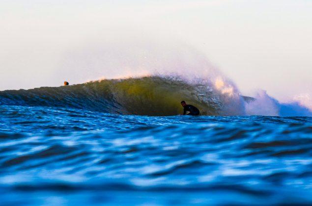 Ramon Selau, Praia da Cal, Torres (RS). Foto: Leandro Fuque.
