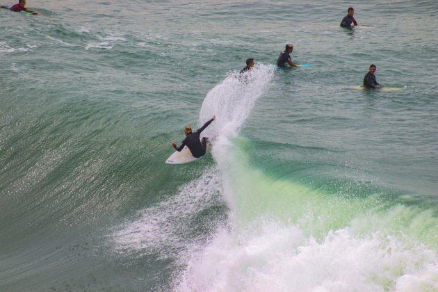 Rodrigo Pedra Dornelles, Praia da Cal, Torres (RS). Foto: Rodolfo Martins.