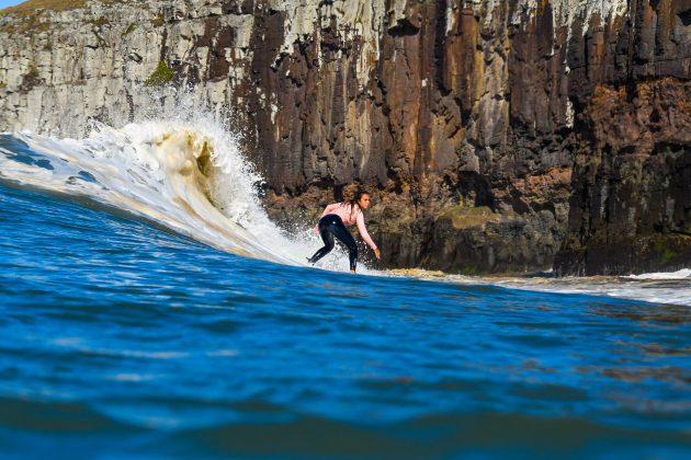 Yasmin Dias, Praia da Cal, Torres (RS). Foto: Leandro Fuque.