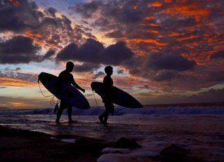 Robson Santos e Yagê Araújo, Off The Wall, Havaí.
