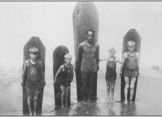 Rei do surfe nos EUA