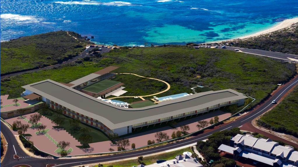 Construção do resort levaria em consideração o ambiente local, dizem os responsáveis pelo projeto.