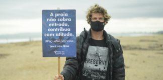 ONG faxina Barra Velha