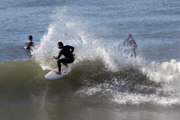 Gilson, Praia da Cal, Torres (RS). Foto: Angelo Demore / @angelinphotos.