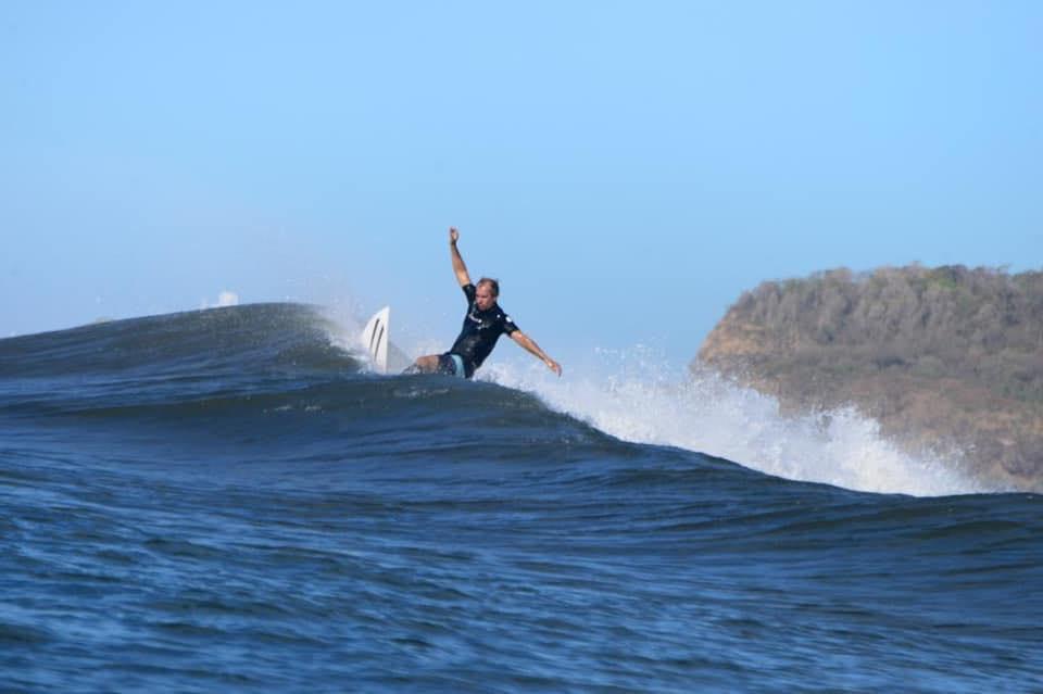 Guto Leite era querido pela comunidade do surfe em Campos dos Goytacazes.