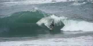 Sununga, a melhor onda