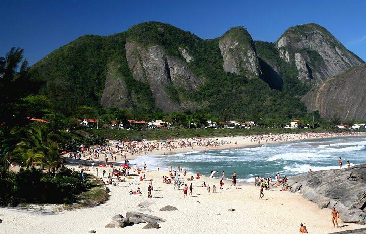 Itacoatiara faz parte da Região Oceânica de Niterói.