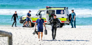 Tragédia na Gold Coast