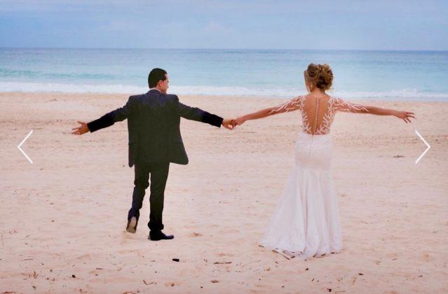 Casamento Aline. Foto: Divulgação.