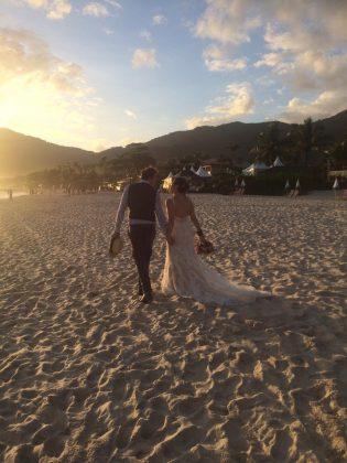 Casamento organizado por Carol Sandrini. Foto: Divulgação.