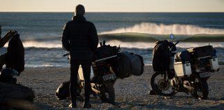 Nova Zelândia de moto