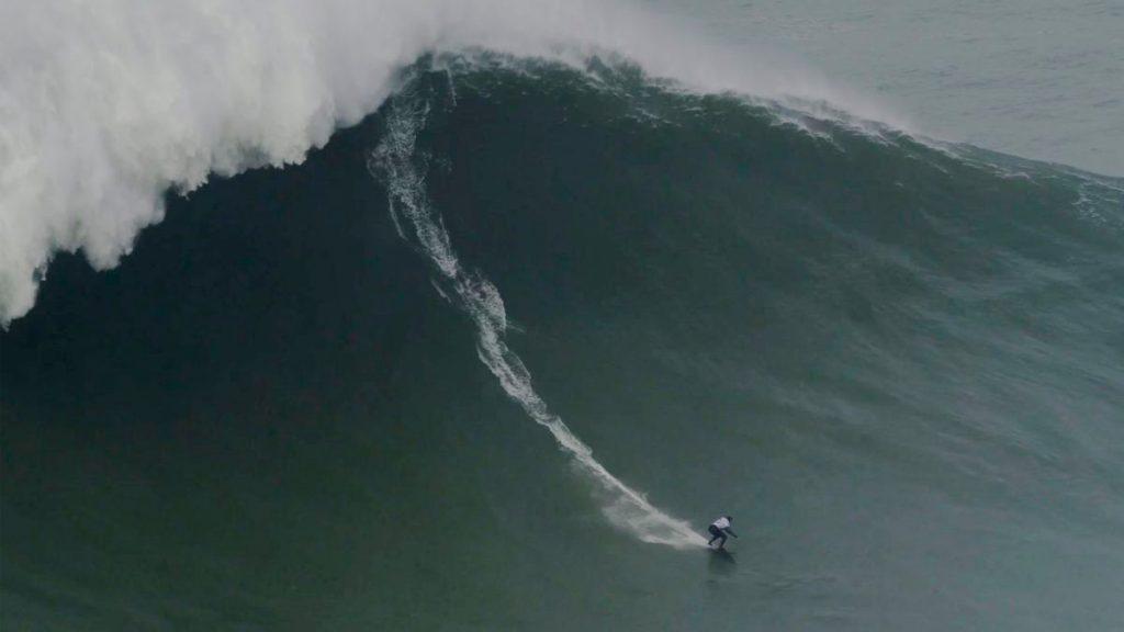 Maya Gabeira pode superar o próprio recorde de maior onda já surfada por uma mulher.