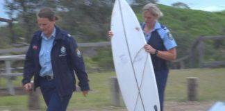 Surfista morre na Austrália