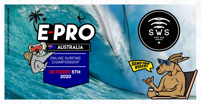 Surf Web Series Austrália. Foto: Divulgação.