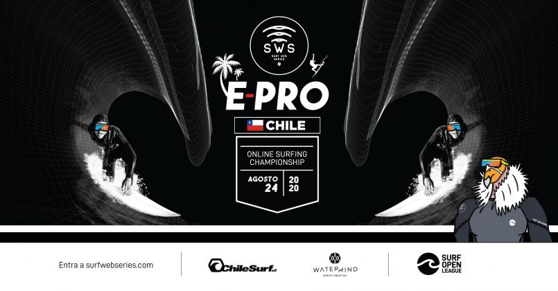 Surf Web Series Chile. Foto: Divulgação.