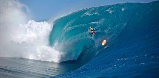 Baú do terror no Taiti