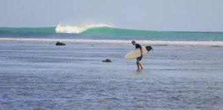 Sexta surfe em Bingin