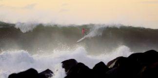 Amor pelo big surf