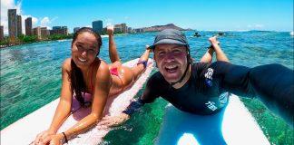 Waikiki em casal