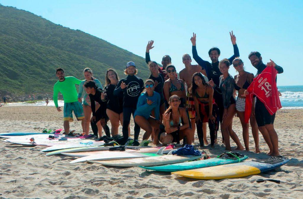 Evento terá três dias de muita onda e confraternização na Praia do Rosa.
