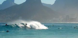 Surfe liberado no Rio