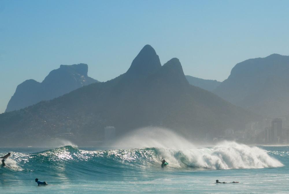 Projeto visa beneficiar a prática do surfe.