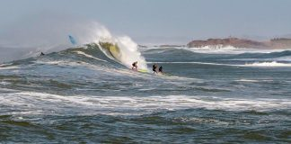 Big surf no Cardoso