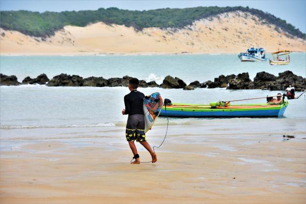 Kaique Silva, Praia do Porto. Baía Formosa (RN). Foto: @artcolacao.