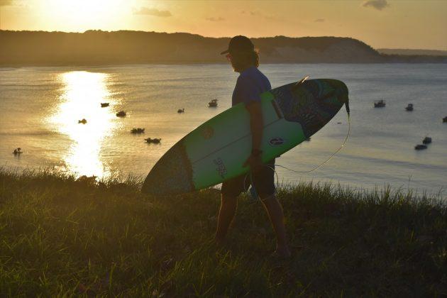 Ivo Gothardo, Baía Formosa (RN). Foto: @artcolacao.