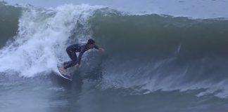Swell encaixa no pico
