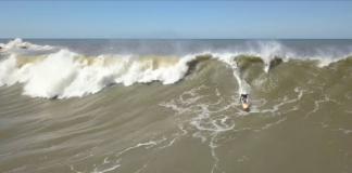 Big swell no Farol