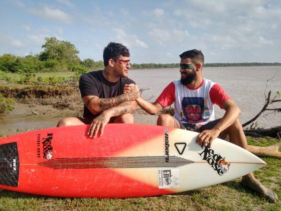André PiscoPássaro e Ruan Felipe, Rio Mearim, Arari (MA). Foto: @dgb.audiovisual.