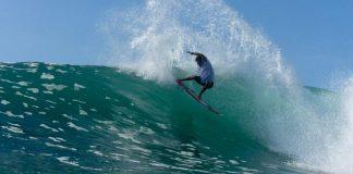 Perrengue e altas ondas