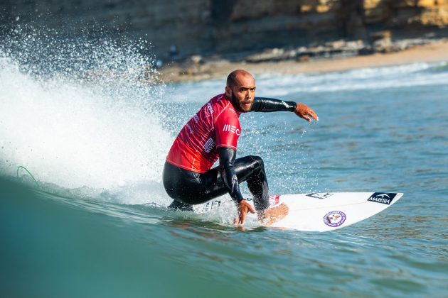 Jadson André, MEO Portugal Cup 2020, Ribeira d'Ilhas, Ericeira. Foto: WSL / Poullenot.