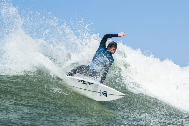 Gatien Delahaye, MEO Portugal Cup 2020, Ribeira d'Ilhas, Ericeira. Foto: WSL / Poullenot.