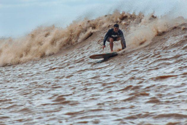 André PiscoPássaro, Rio Mearim, Arari (MA). Foto: @dgb.audiovisual.