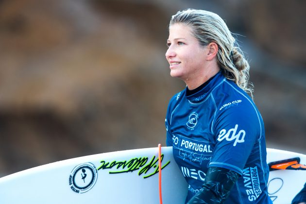 Anat Lelior, MEO Portugal Cup 2020, Ribeira d'Ilhas, Ericeira. Foto: WSL / Poullenot.