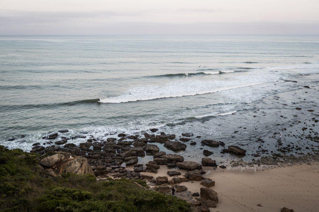 Ericeira também sediará uma das etapas, nas geladas águas portuguesas.