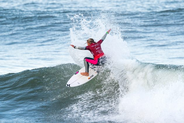 Rachel Presti, MEO Portugal Cup 2020, Ribeira d'Ilhas, Ericeira. Foto: WSL / Poullenot.