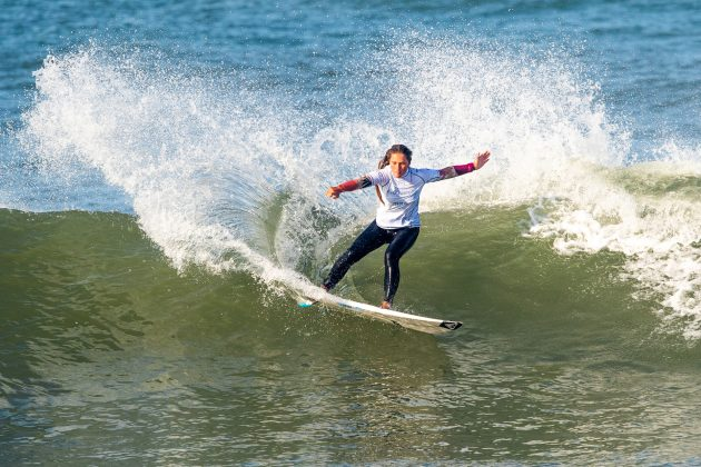 Francisca Veselko, MEO Portugal Cup 2020, Ribeira d'Ilhas, Ericeira. Foto: WSL / Poullenot.