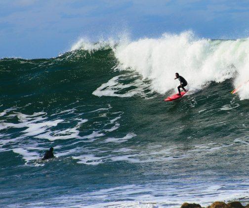 David Nagamini, Praia do Silveira, Garopaba (SC). Foto: @garopanesia.