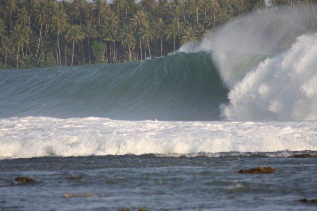 David Nagamini, Nias, Indonésia. Foto: Arquivo pessoal.