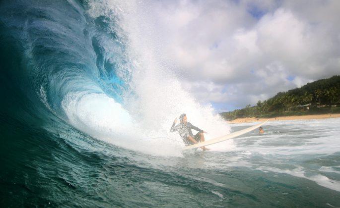 David Nagamini, Off-The-Wall, Havaí. Foto: Arquivo pessoal.