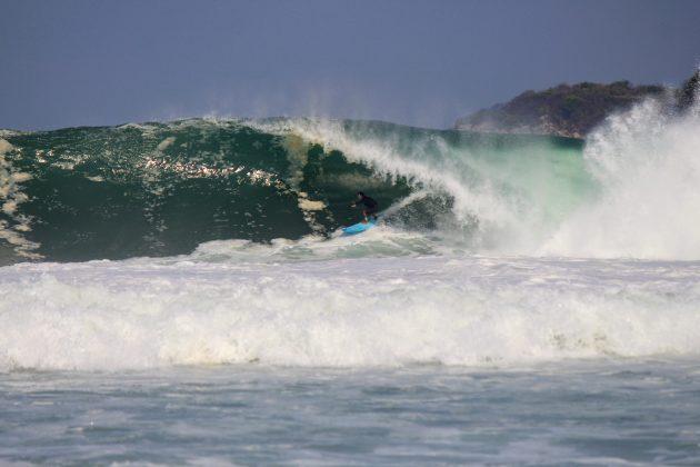 David Nagamini, Puerto Escondido, México. Foto: Toby Parson.