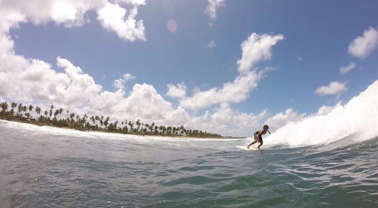 Bruno Menezes, litoral norte baiano. Foto: Fabio Gouveia.