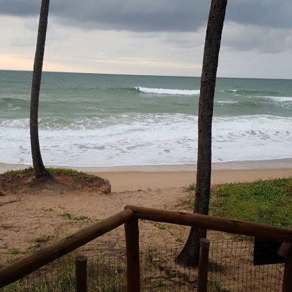 Praia de Busca Vida, Camaçari (BA). Foto: Fabio Gouveia.